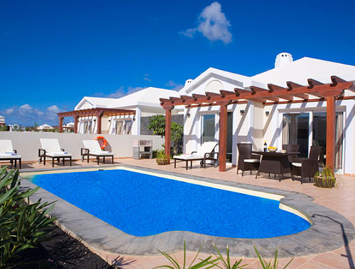 Paradise Villas Club 4bdr